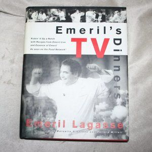Emeril's TV Dinners Cook Book